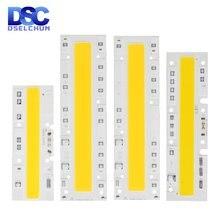 110 В 220 светодиодный чип 30 Вт 50 70 100 120 150 cob Чип для