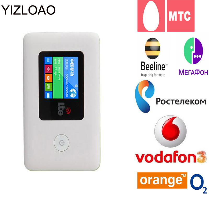 YIZLOAO 3G/4G Router Mini Access Point Mobile Hotspot Pocket/Mini/Wireless/Network Router Wifi 4G/3G Internet Modem Broadband