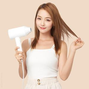 Image 2 - New XIAOMI SHOWSEE A1 W Anion Hair Dryer Negative Ion care Professinal Quick Dry Home 1800W Portable Hairdryer Diffuser Constant