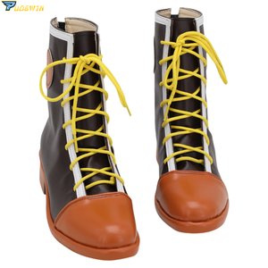 Image 3 - Anime Servamp Orange Cosplay Shoes Boots