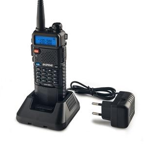 Image 5 - Baofeng UV 5R 3800mAh ווקי טוקי 5W Dual Band נייד רדיו UHF 400 520MHz VHF 136 174MHz UV 5R שתי דרך רדיו נייד