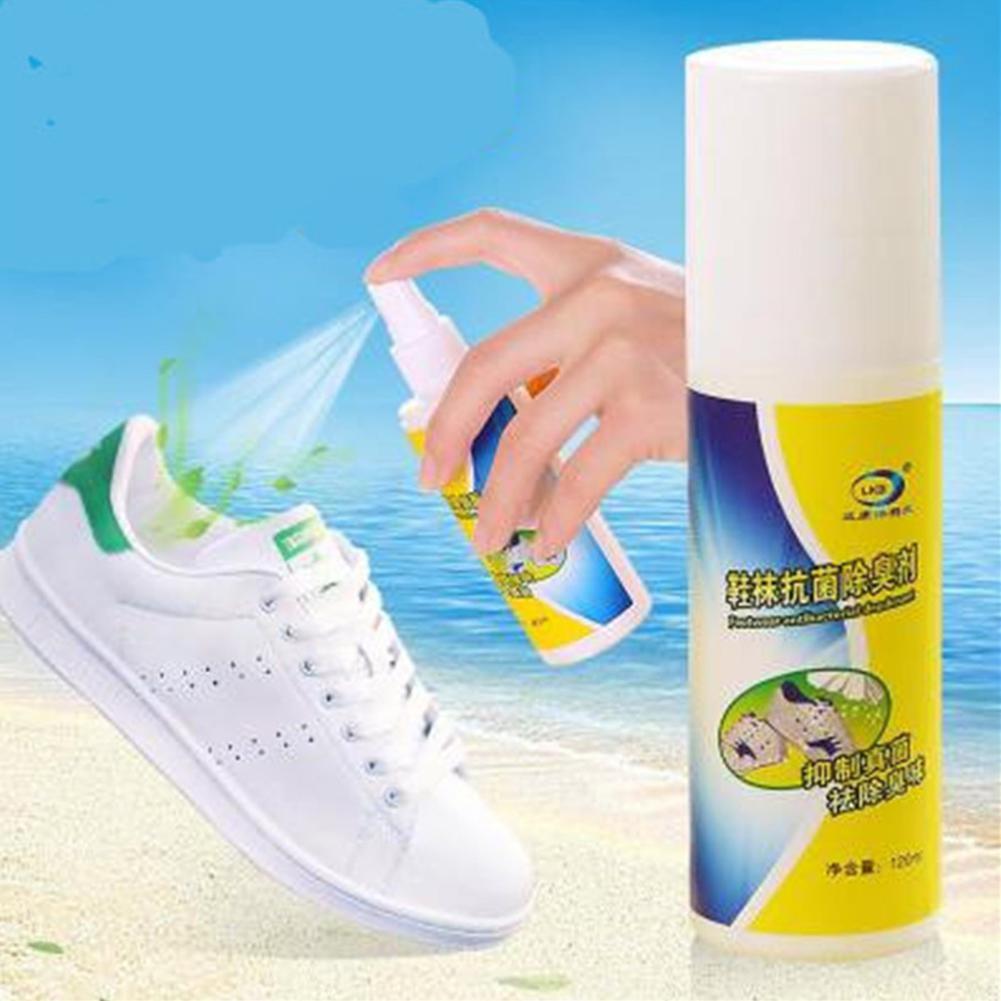 VIBRANT GLAMOUR Foot Care Spray Fresh Deodorization Spray Beriberi Removal Disinfectant Sprays For Shoes