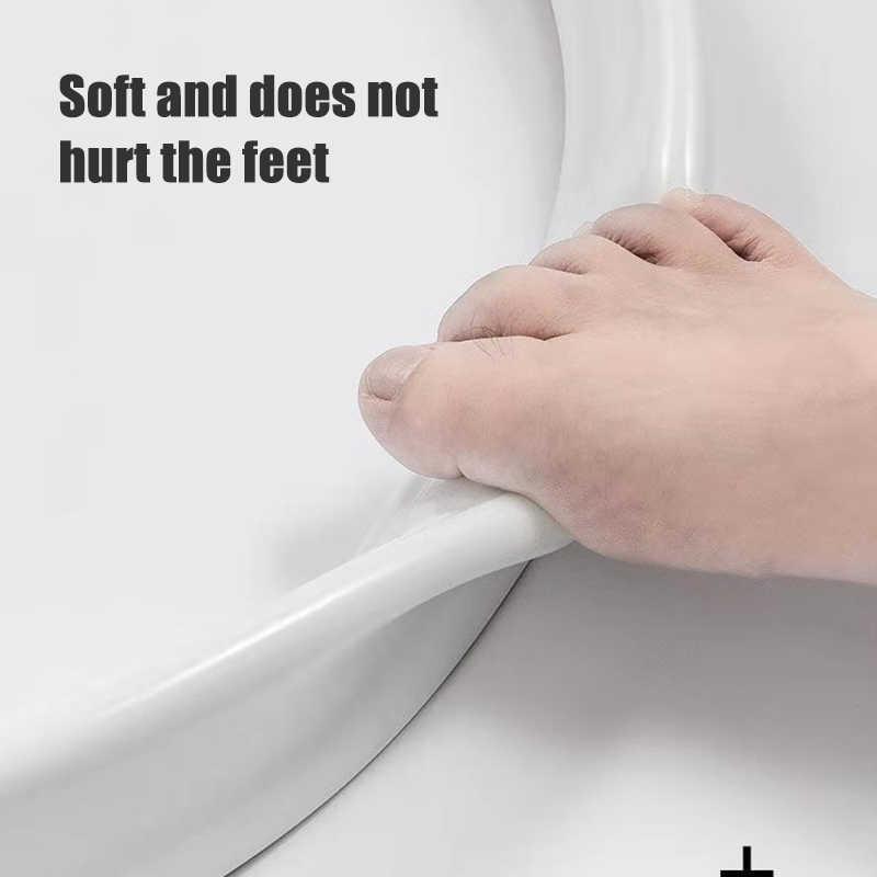 Flexible Silikon Wasser Stopper Streifen Boden Wasser Barrieren für Küche Bad können CSV