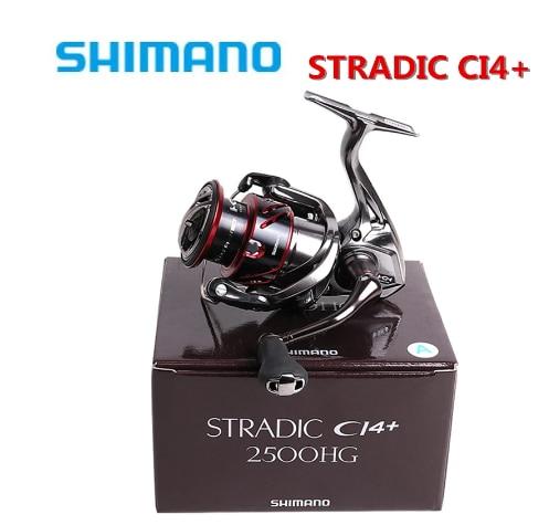 2016 SHIMANO STRADIC CI4 + C2000S C2500S 2500HGS мелководье катушка 1000H 2500HG C3000 C3000HG 4000 4000XG Спиннинг рыболовная Катушка|Рыболовные катушки|   | АлиЭкспресс