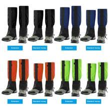Hiking Snow Skiing Legging Gaiters Waterproof Leg Protection SF