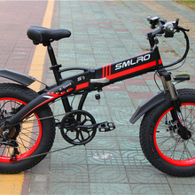 S9F fat tire 20 inch folding electric bike 48V ebike with EU quality in china