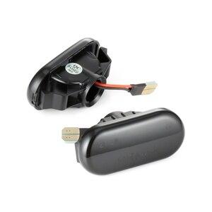 Image 4 - Dynmic автомобильный указатель поворота светодиодный индикатор поворота мигалка сигнальная лампа боковой маркер 26160AX00A для Nissan Qashqai Navara Micra