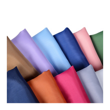 1 meter lining fabric for sewing  polyester solid for suit bag overcoat telas tissu clothing cloth telas quilt for patchwork DIY