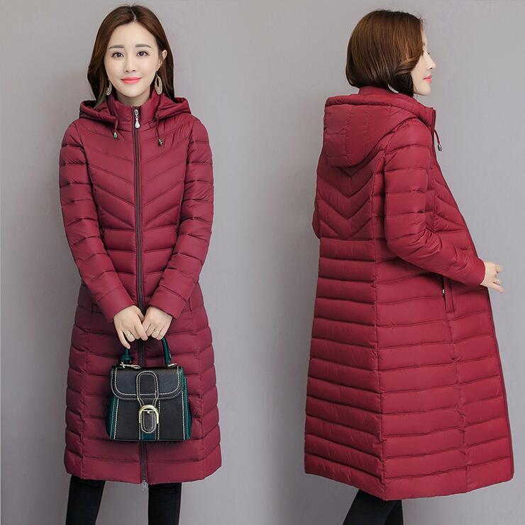 2019 nouveau hiver automne femmes de haute qualité blanc canard vers le bas veste manteaux mode dames manteaux
