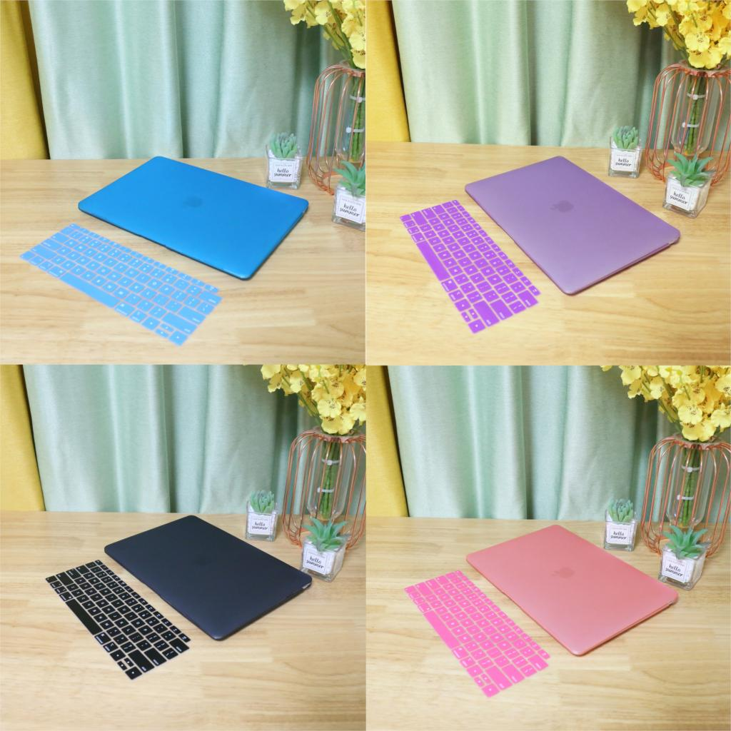 New Matte Laptop Case For MacBook Pro 16 A2141 2019 case Air 13 A1932 Pro 15 Retina 12 Touch Bar A2159 funda 11 Protective shell Laptop Bags & Cases     - title=