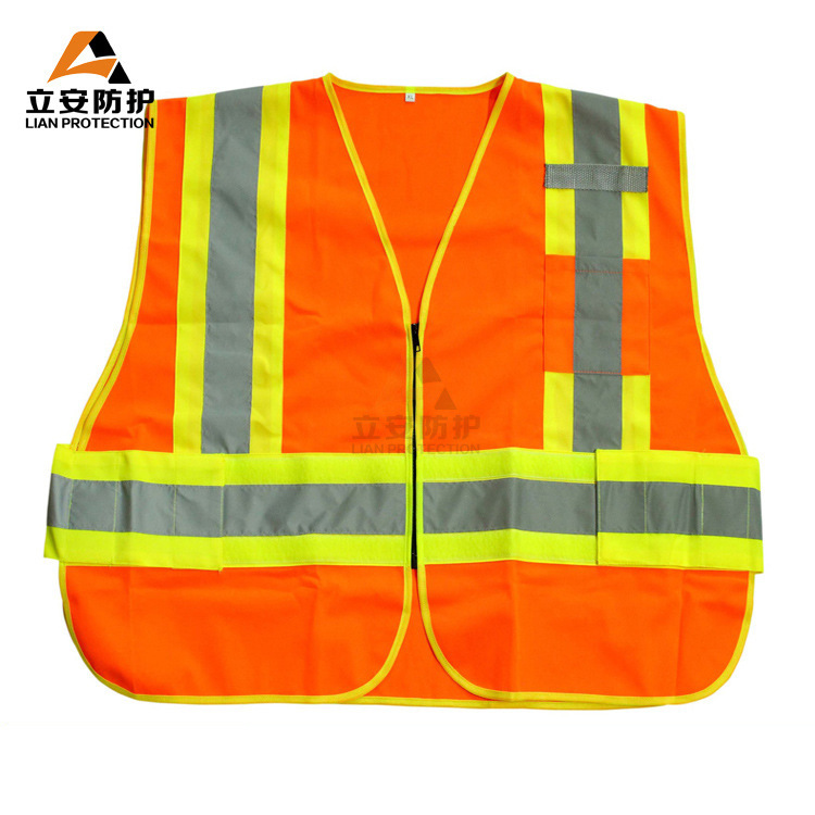 Manufacturers Direct Selling Reflective Vest Reflective Waistcoat Architecture Work Site Of Reflective Vest Night Reflective Yel