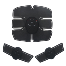 Electric Muscle Stimulator Training Machine Fitness Home Gym Equipment Abdominal Arm Muscle Trainer Body Slimming Workout