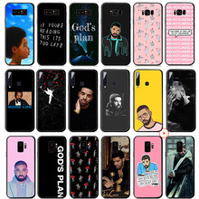 Drake Soft Silicone Case for Samsung Galaxy S10 S10e S9 S8 Plus S7 Edge for Samsung Note 10 9 8 Plus(China)