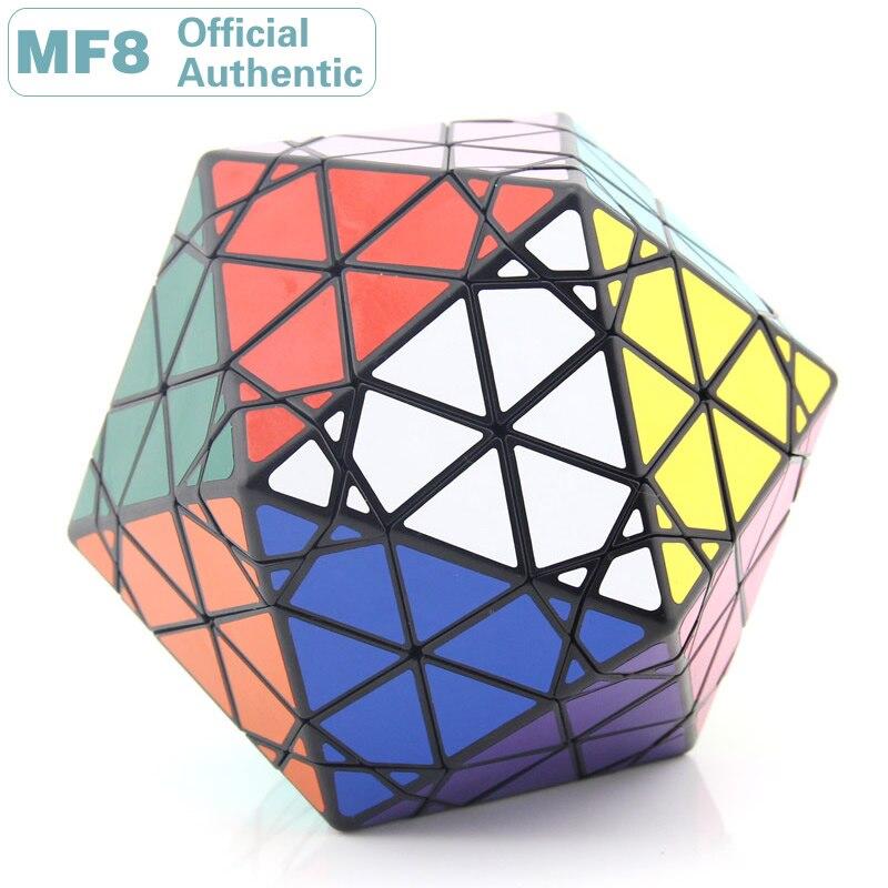 MF8 Oskar Icosaix Icosahedron Cube magique 3x3 Megaminxeds professionnel vitesse Puzzle Antistress jouets éducatifs pour enfants