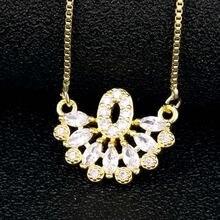 Оптовая продажа удивленные геометрические черные синие ожерелья