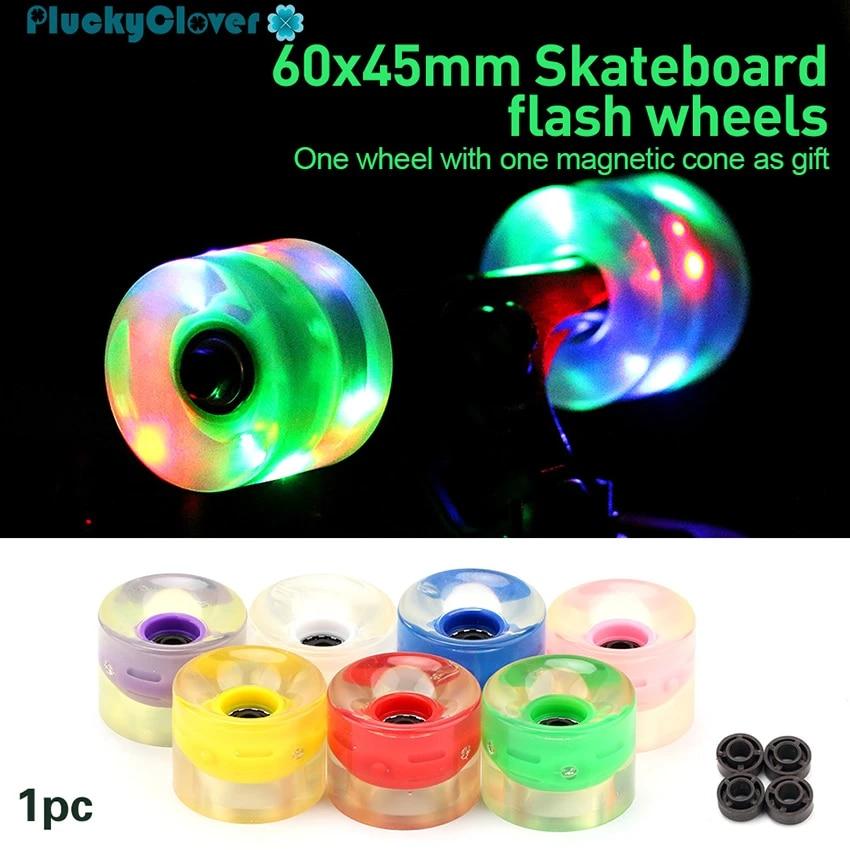 Brand New Skateboard CRUISER WHEELS 60X45MM