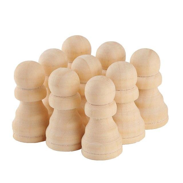 Ensemble 8 pièces - pions 1