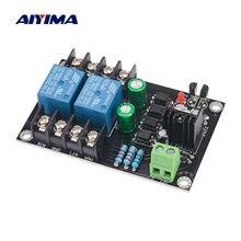 AIYIMA 2.0 amplificateur de puissance numérique haut-parleur carte de Protection relais de retard haut-parleur Protection 300W pour amplificateurs discrets de classe A