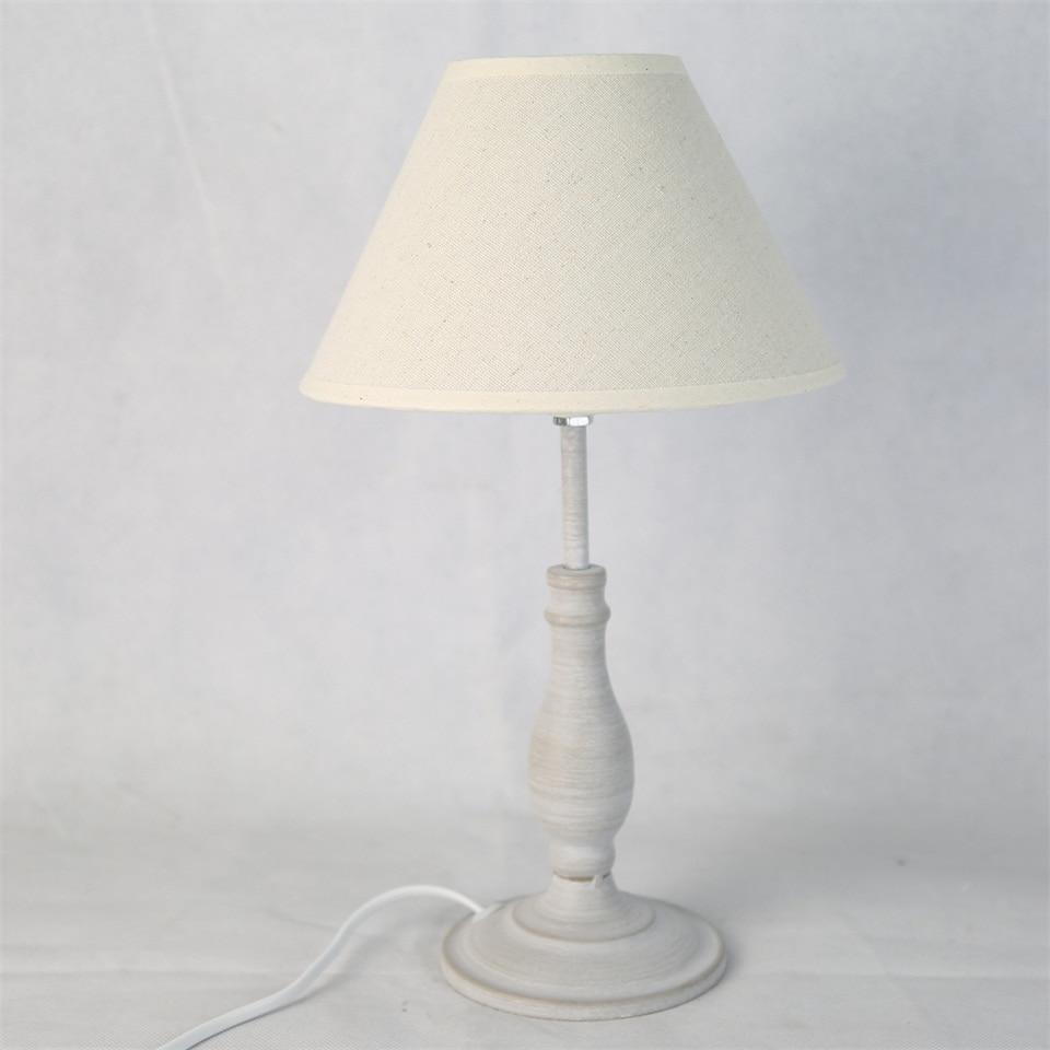 Image 5 - E14 Table Lamp 40w Small  Beige Beside lighting for Bedroom reading LED Bulb Warm White Eye Care Night Light DecorationLED Table Lamps   -