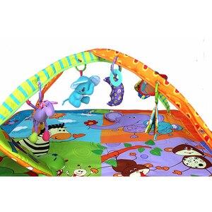 Image 2 - Desenvolvimento musical do bebê esteira de ginástica tapete de chão para crianças