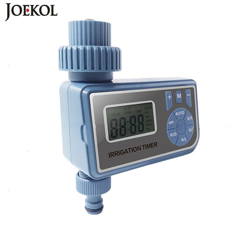 Irrigation-Controller-System Lcd-Display Water-Timer Electronic Smart Automatic Digital title=