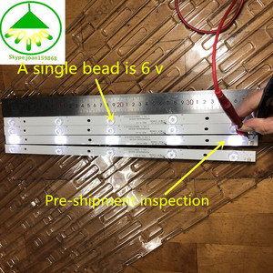 Image 5 - 30 Pcs 100% Nieuwe Goede Kwaliteit Lcd Tv Backlight Bar Voor 400S8606X8 A0035 E34036 40S 4 10 1.00.1.388015S01R V1 94V O DY 01