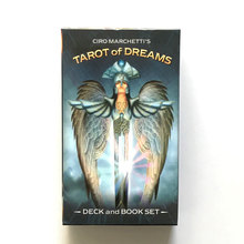 Dreams English Knight Of Coins Tarot Cards Board Game Fortune Telling Ciro Marchetti Divination With