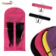 Alileader Cheap 1Pcs Pink/Black/Yellow/Purple Hair Extension