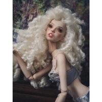1/4 Beth FreedomTeller BJD SD Doll Girl Slender Body Free Eye Balls Fashion Shop Lillycat