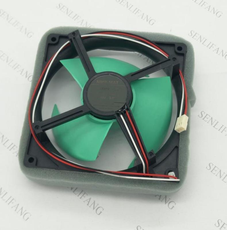 Free Shipping Original For NMB-MAT MODEL FBA12J15V 15V 0.28A Fan Refrigerator