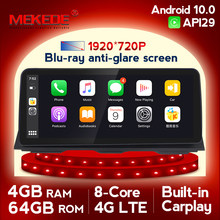 Android 10 1920x720 12.5 ''Anti-glare bildschirm Qualcomm Für BMW 5 Series F10 F11 2011-2017 auto Multimedia radio player Carplay