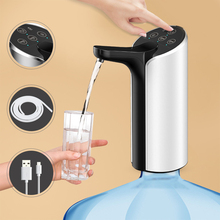 Automatic Electric Portable Water Pump Dispenser Gallon Drinking Bottle Switch  For Water Pumping Device For Outdoor Home