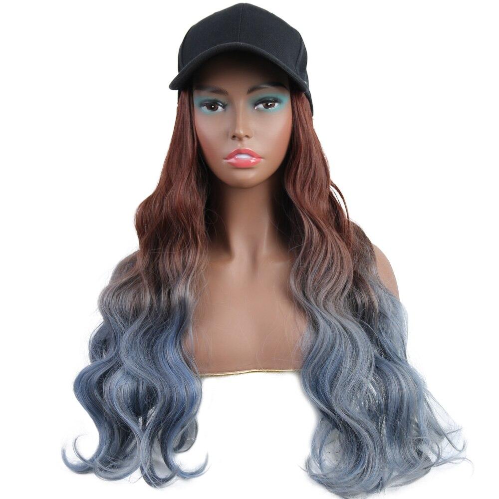 peruca de cabelo muitas cores perucas de