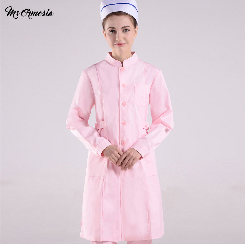 High Quality Lab Coat Medical Laboratory Unisex Warehouse Doctor Workwear Hospital Technician Uniform Clothes Medical Uniforms
