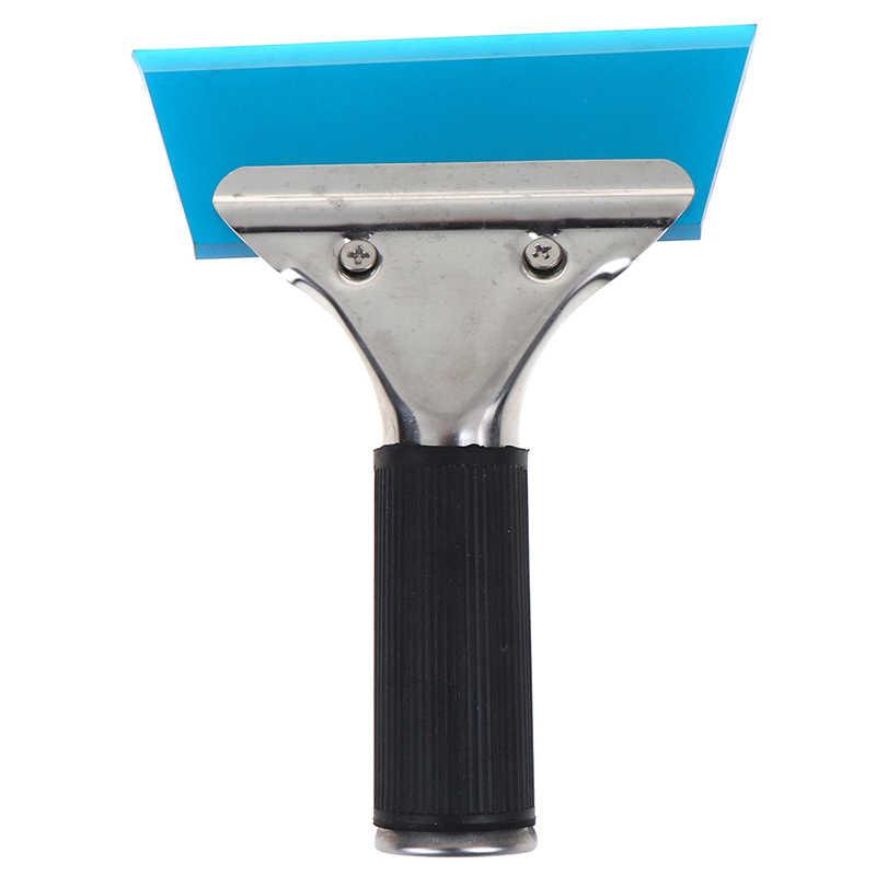 자동차 자동 스노우 셔블 유리 자동차 클리너 착색 도구 자동차 도구 창 스퀴지 워터 와이퍼 처리 고무 아이스 스크레이퍼 블레이드