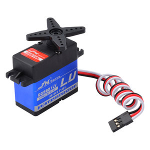 Image 4 - JX DC5821LV 21.8kg Metal Gear Digital Waterproof Servo for 1/8 1/10 RC car Scaler Buggy Crawler TRAXXAS RC4WD TRX 4 SCX10 D90