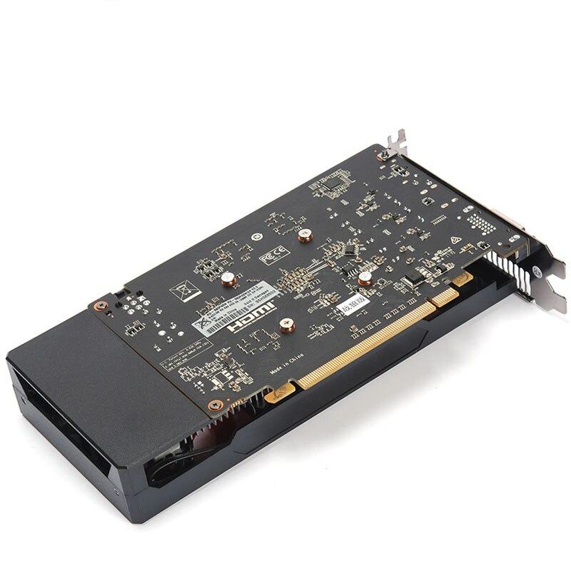 Видеокарта XFX RX 560 4 ГБ GDDR5 для AMD RX 500 серии VGA Видеокарта RX560-4GB RX560 RX564 4G HDMI DVI 7000 МГц PCI 3,0 б/у-2