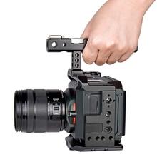 الألومنيوم سبائك SmallRig هيكل قفصي الشكل للكاميرا مع أعلى مقبض ل Z كاميرا E2 E2C E2G E2-S6 E2-F6 F8 4K سينما كاميرا مع أكثر تصاعد حفرة
