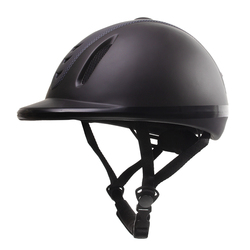 Adjustable  Horse Riding Helmet Low Profile Equestrian Safety Gear - XL