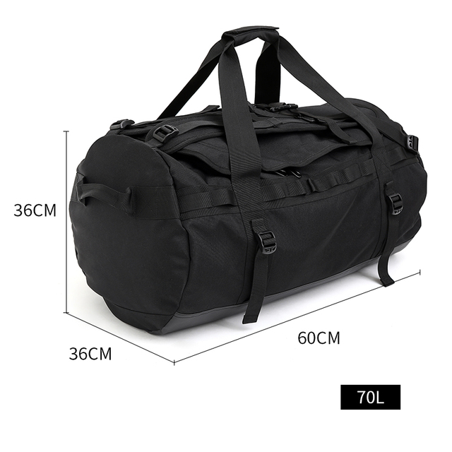 900D PVC Travel Backpack Large Capacity Fashion For Man Women Weekend Shoulder Bag Travel Carry on Luggage Bags Overnight XA154K 6