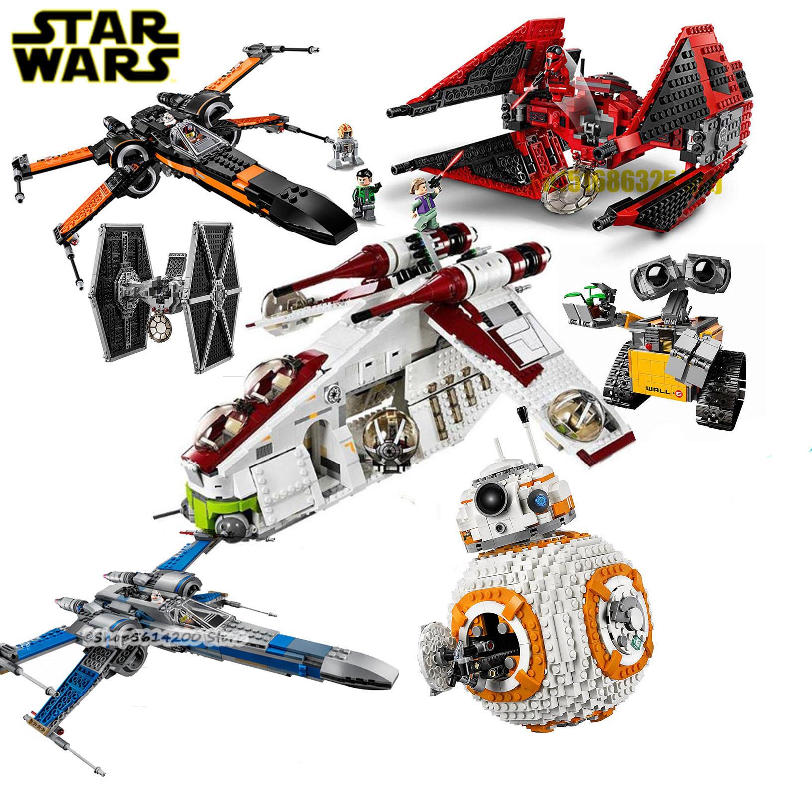 79211 IN Stock Compatible Lepining Star Wars Series Trade Federation MTT Building Blocks Bricks Toys 75251 75255