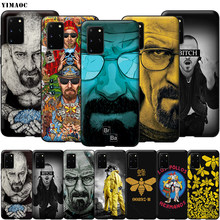 YIMAOC Heisenberg Breaking Bad ซิลิโคนนุ่มสำหรับ Samsung Galaxy S6 S7 S10eEdge S8 S9 Plus A3 A5 A6 A7A8 a9 J6 หมายเหตุ 8 9 2018(China)