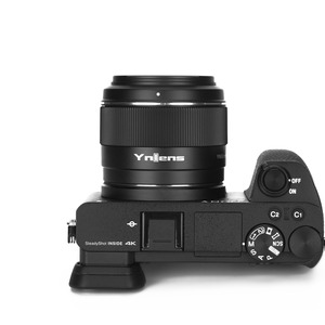 Image 5 - Yongnuo 50mm F1.8S DA DSM for Sony APS C Format a6400 Micro Single E Mouth Automatic 50mm 1.8 Lens