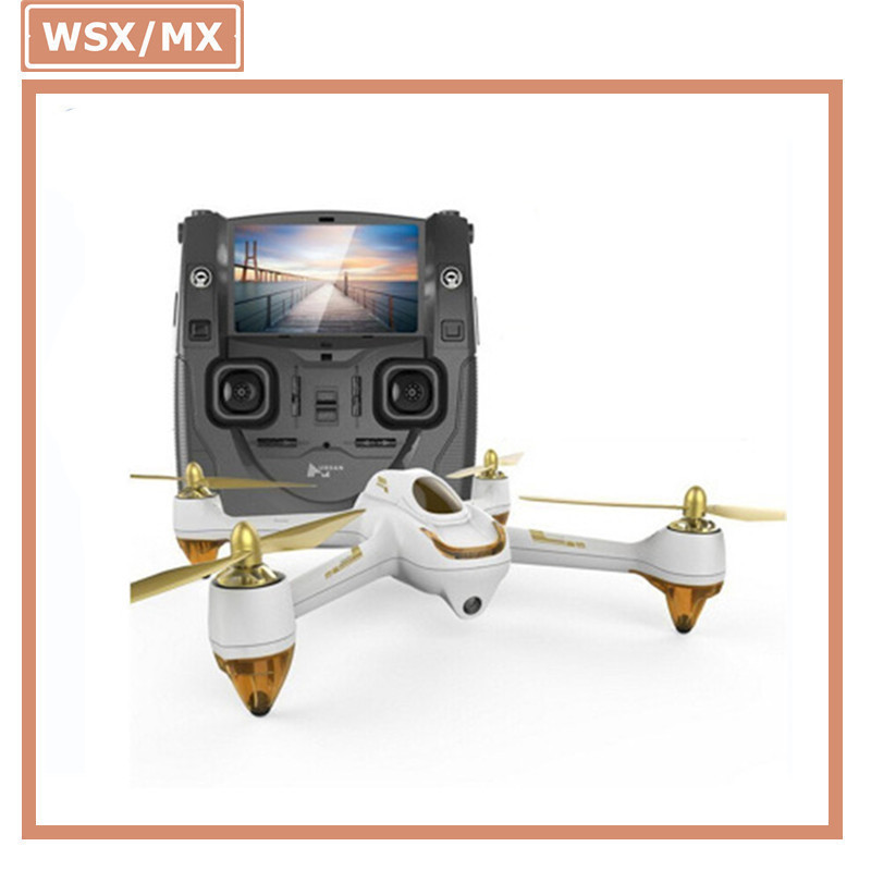 Hubsan HUBSAN H501s Remote Control Aircraft GPS Positioning Return Brushless Quadcopter Unmanned Aerial Vehicle