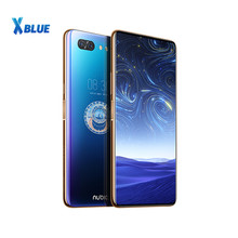 Zte Nubia X Mobiele Telefoon 6 Gb 64 Gb Snapdragon 845 Octa Core 6.26 + 5.1 Inch Dual Screen 16 + 24 Mp Camera 3800 Mah Vingerafdruk Telefoon