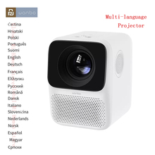 Projector Correction Keystone Vertical T2 Free -Wanbo Theater Mini Portable Home LCD