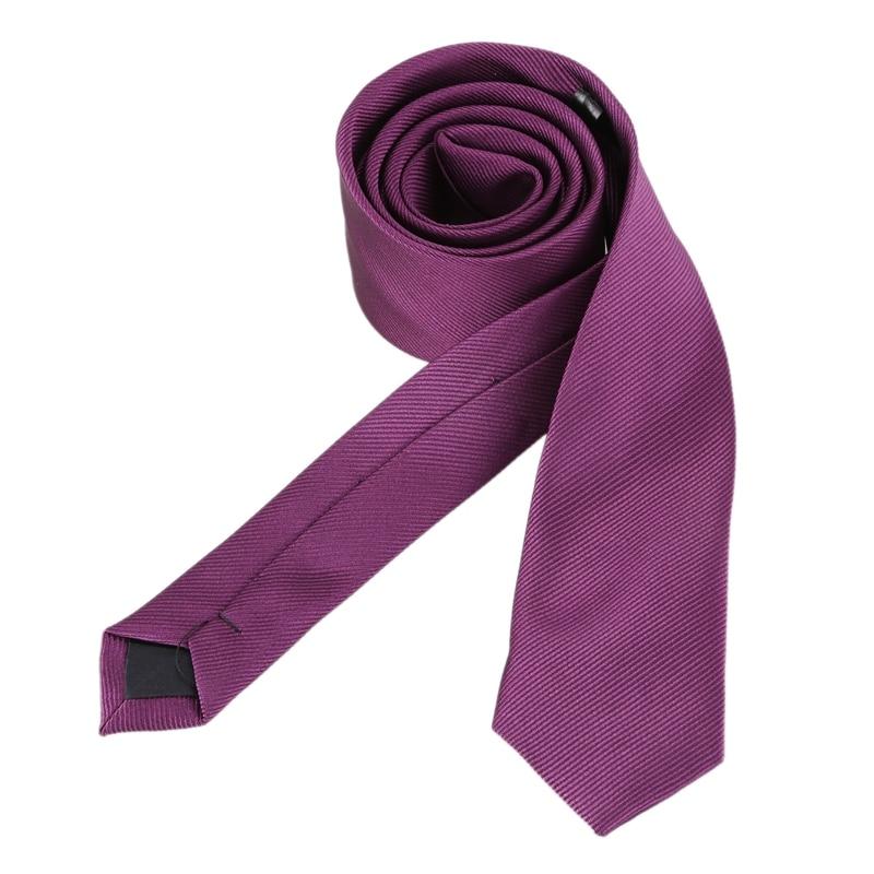 ABDB-Men's Solid Color Slim Tie Elegant Fashion Business Banquet Casual Men's Tie Neckties