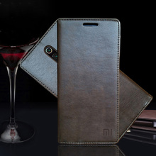 Magnetic Wallet Cover Case