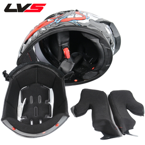 Image 3 - Motorcycle full Face Helmets Moto Racing helmet Adult safety helmet DOT certification
