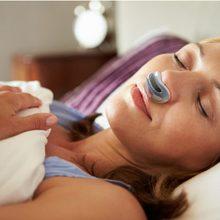 Dispositivo purificador de aire para dejar de roncar, dispositivo de ayuda para dormir y ronquidos